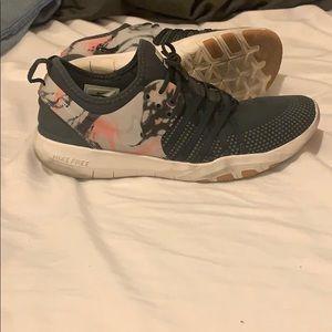 Gently worn Nike Free's